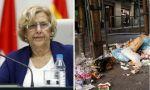 Suciedad, colapso e impunidad: el centro de Madrid se degrada
