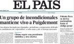 El País se sume en el caos… ideológico. El asunto es grave