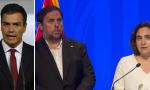 Tripartito. El PSOE se apunta otra vez a la traición: Podemos, ERC y PSC