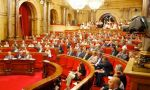 JxCat, ERC y la CUP siguen erre que erre en el Parlament.