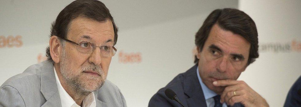 La venganza de Aznar