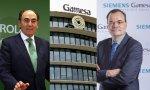 Sánchez Galán advierte a Markus Tacke, de Siemens Gamesa