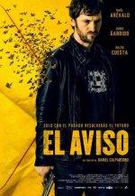 Cartel del filme EL AVISO