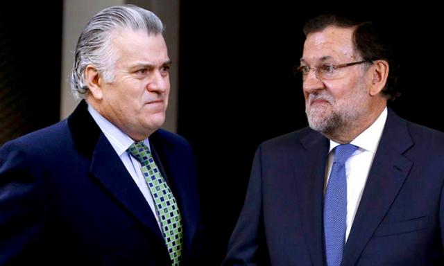 Las contradicciones con la Caja B o la destrucción de documentos requieren un careo entre Bárcenas y Rajoy