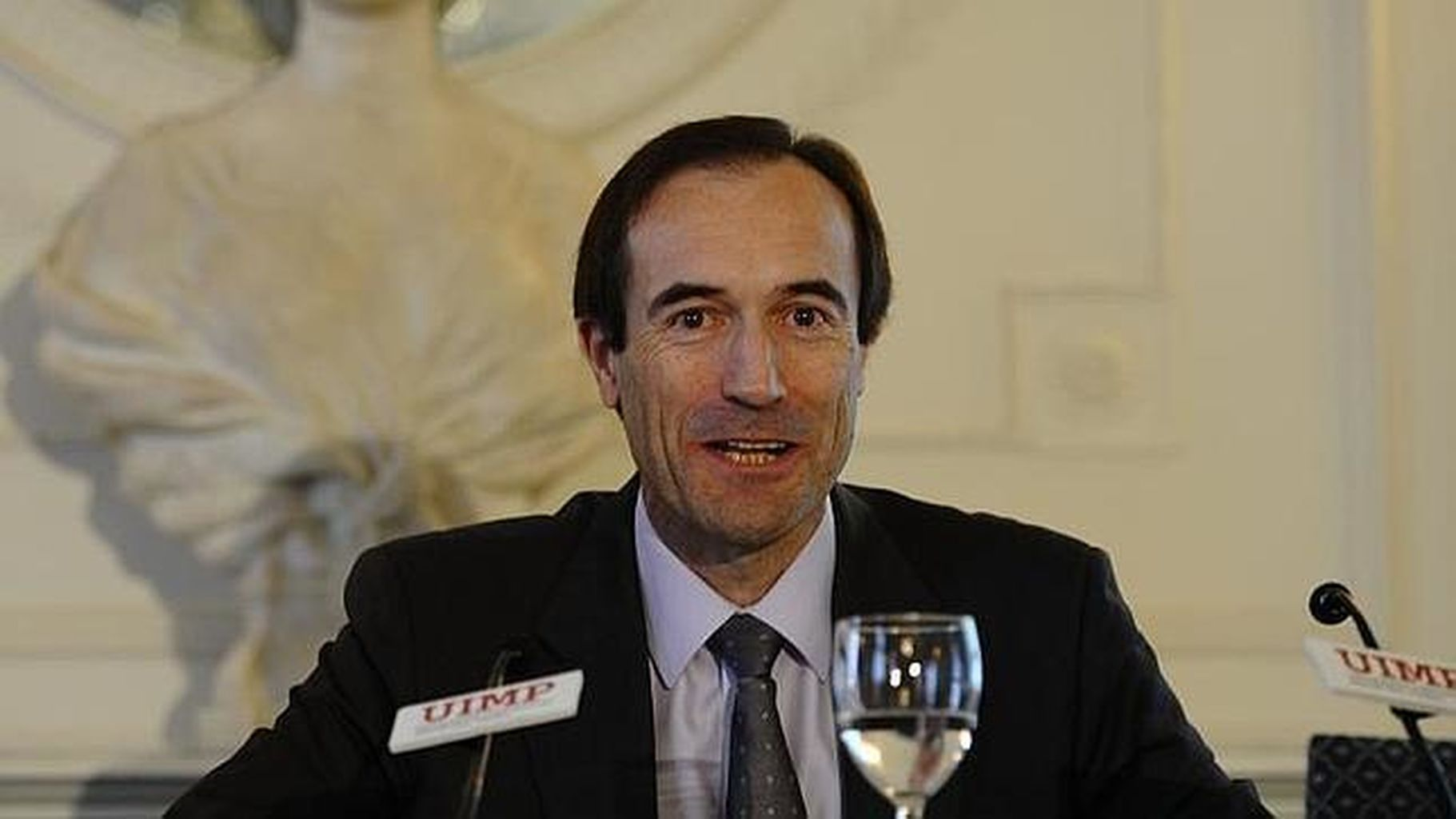 Pocos apostaban por Liberbank hace un año, pero Manuel Menéndez le ha dado la vuelta a la situación