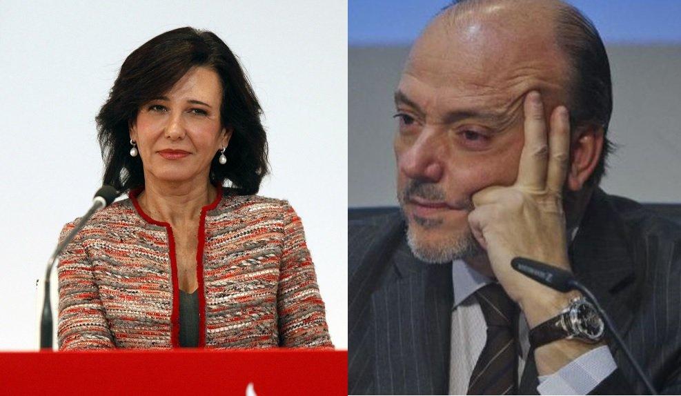 Ana Botín no figura, pero sus decisiones las ejecuta Javier Monzón.