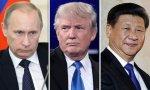 Líderes transversalmente enfrentados. Un mundo peligroso y confuso
