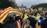 Bruselas: menos separatistas que aficionados en una final de Champions del Barça