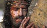 Jim Caviezel en La Pasión de Cristo, de Mel Gibson