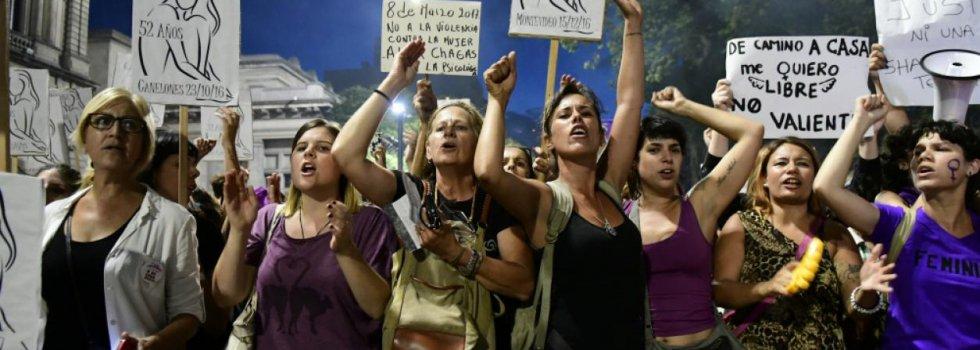 Manifestación feminista: la pérdida del sentido del ridículo.