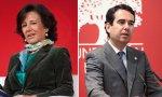 Ana y Javier Botín han firmado la paz: el banco ha recuperado el valor bursátil que tenía en 2014.