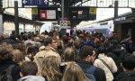 Huelga de ferroviarios en Francia. Sindicatos ferroviaros franceses quieren prejubilarse.