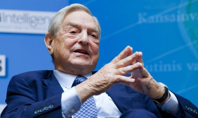 George Soros, prohombre del Nuevo Orden Mundial