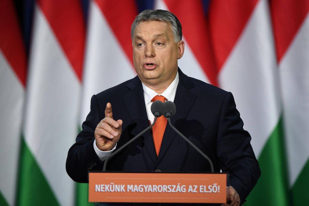 Vikor Orban. Europa no defiende a los refugiados, ataca a los cristianos