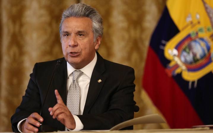 Ecuador: Lenín Moreno anuncia reducción de salarios de los empleados públicos para hacer frente al coronavirus ¡Toma ya!