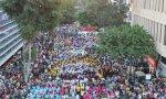Manifestación provida en Perú.