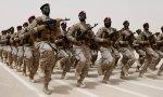 Arabia Saudi militares. EEUU sustituiría su Ejército en Siria por tropas árabes.