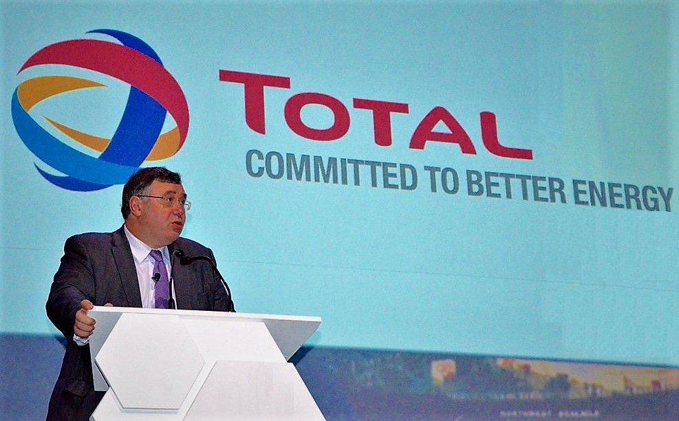 Patrick Pouyanné, consejero delegado de Total