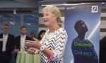 Kim Hammonds,  hasta ahora directora del área tecnológica (TI)  de Deutsche Bank.