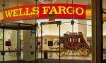 Una de las sucursales de Wells Fargo, aunque su 'far west' promocional se vuelve contra el propio banco.