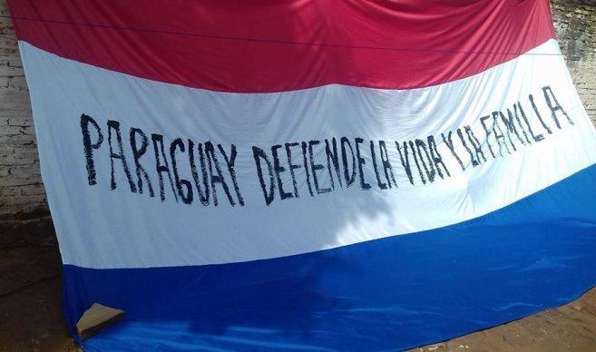 Paraguay defiende la vida