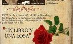 Dia mundial del libro y del derecho de autor Libro y Rosa UNESCO ES