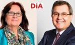 Ana María Llopis abandona la presidencia de DIA, con Ricardo Currás, consejero delegado.