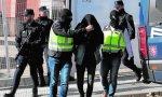 El número de fanáticos islámicos detenidos no deja de crecer.