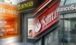Sabadell, Santander y Bankia, los bancos menos rentables