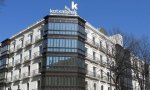 Kutxabank aumenta los recursos gestionados un 5%, gracias a los fondos y seguros.
