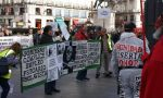 Protesta de vigilantes de seguridad: no les convence el convenio colectivo. Puede ser grave
