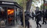 Violencia en París el 1 de mayo