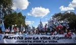 Marcha provida en Argentina