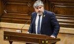 Albert Batet (de JxCat).  El Parlament aprueba tramitar la ley para investir a Puigdemont a distancia