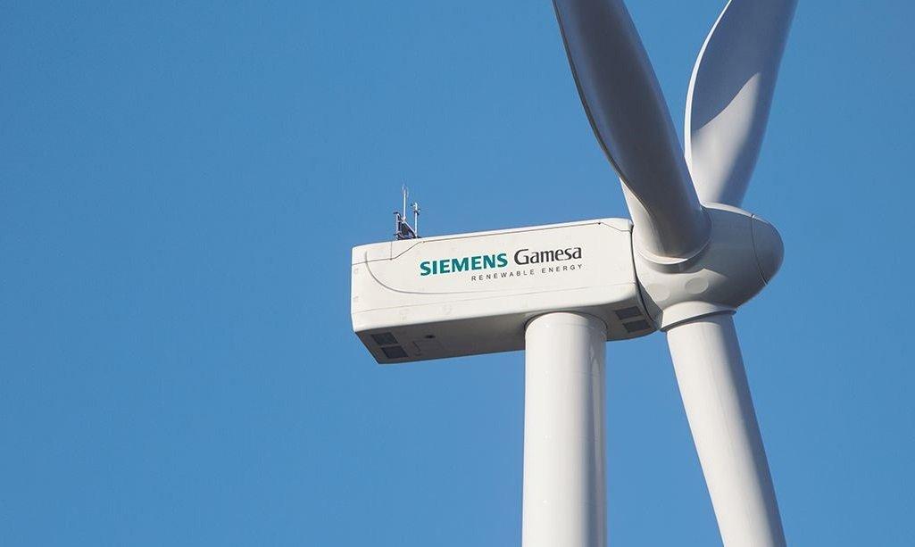 Los aerogeneradores, un problema en las ventas de Siemens Gamesa.
