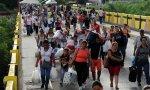 Venezolanos que huyen de la dictadura de Maduro