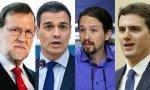 A Rajoy, Sánchez, Iglesias y Rivera les gusta el pluralismo.