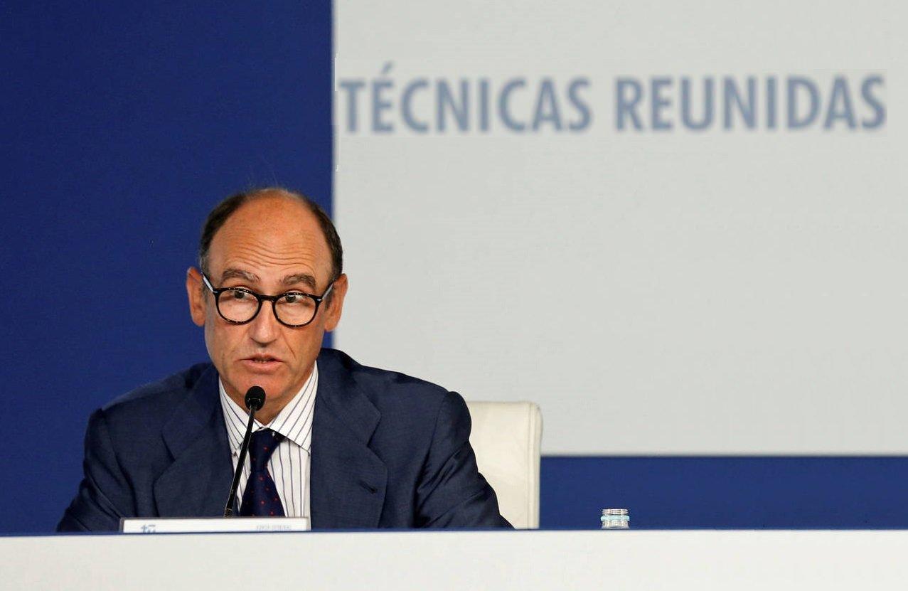Juan Lladó, CEO de Técnicas Reunidas