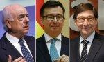 Francisco González se ha ofrecido a Román Escolano para comprar Bankia, pero José Ignacio Goirigolzarri se opone.