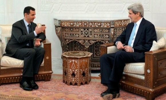 EEUU, obligado a pactar con quien contiene al yihadismo en Siria: Bashar al Assad