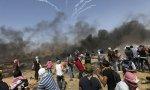 Masacre en frontera Israel Gaza sube a 52 los muertos y mas de 2400 heridos