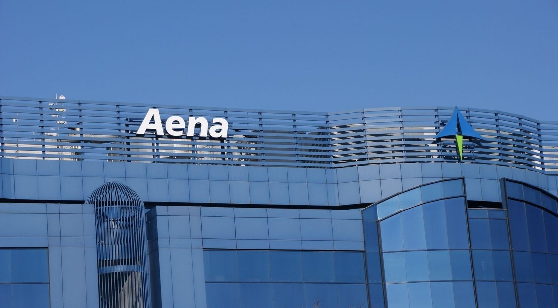 Aena gana 1.442 millones en 2019 (+8,6%) pero los inversores sólo se fijan en el coronavirus: baja más de un 1%