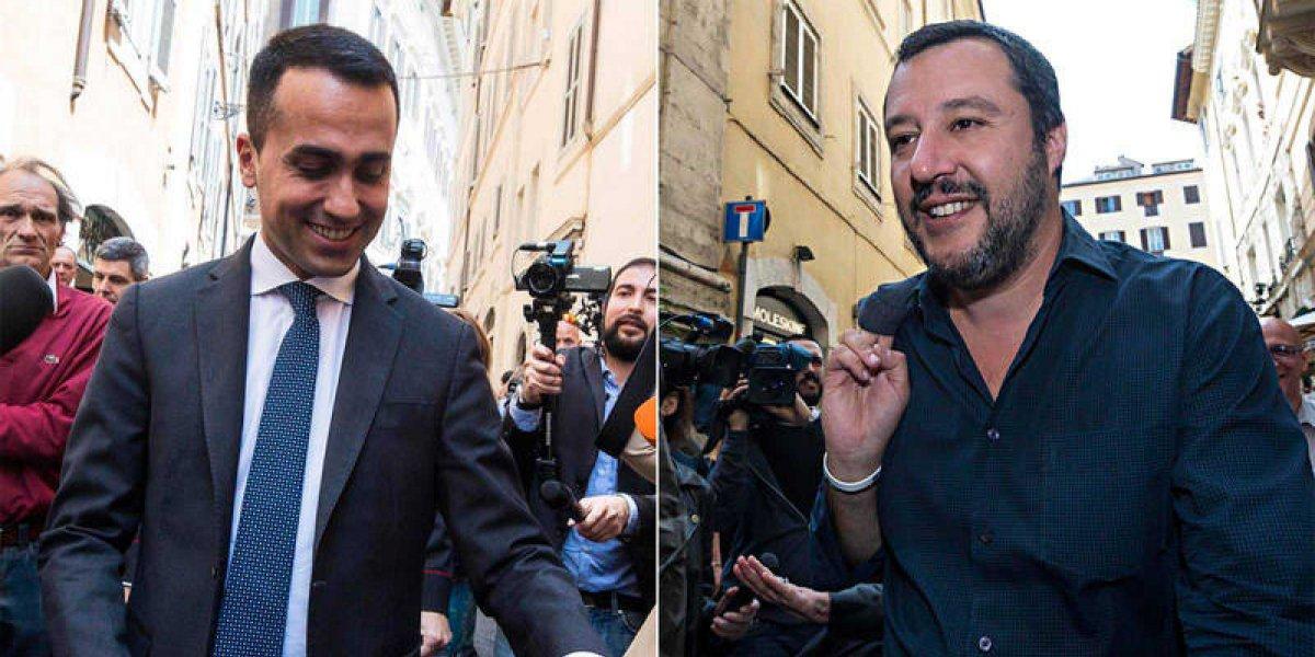 Italia. El populismo bajará los impuestos. ¡Pues es una gran idea!