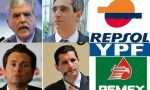Los enemigos de Repsol en Argentina (YPF) y en México (Pemex) se sientan en el banquillo